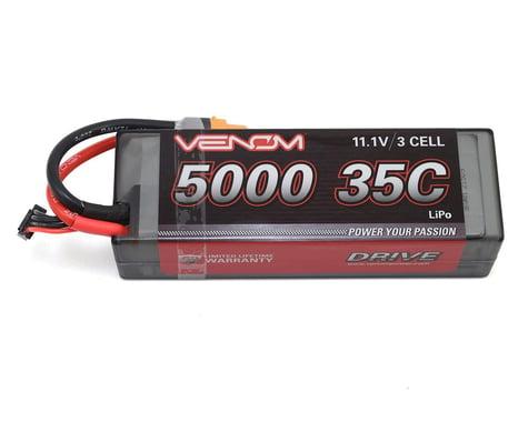 Venom DRIVE 35C 3S 5000mAh 11.1V LiPo Hardcase Battery w/ UNI 2.0 Plug VNR15112