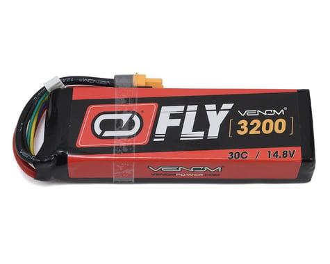Venom LiPO 4S 14.8V 3200mAh 30C Universal Plug 2.0 Fly VNR25013