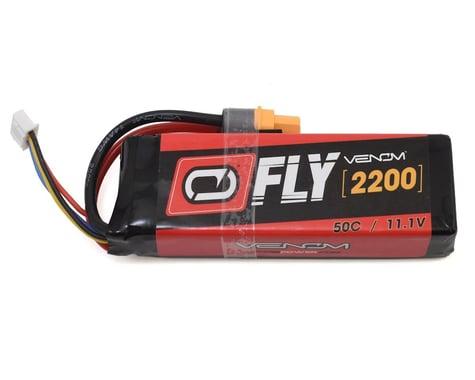 Venom LiPO 3S 11.1V 2200mAh 50C Universal Plug 2.0 Fly VNR25033