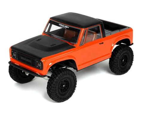 Vanquish Products VS4-10 Ultra Rock Crawler Kit w/Origin Half Cab Body (Silver)