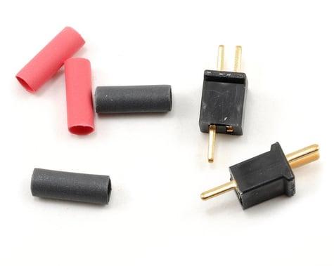Deans Micro 2B Black Polarized Connector WSD1221
