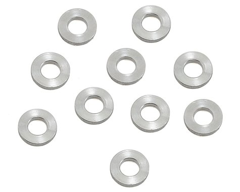 Xray Aluminum Shim 3x6x1mm (10)