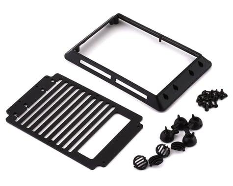 Xtra Speed Plastic Roof Luggage Tray w/Light Buckets (Mini-Z Jimny/SCX24 Jeep)