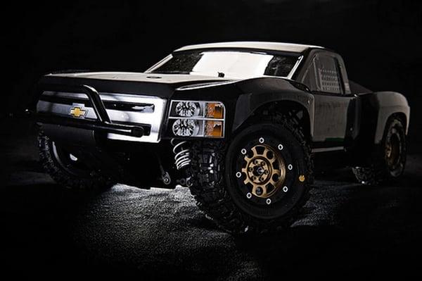 Custom Design Your new Traxxas Truck