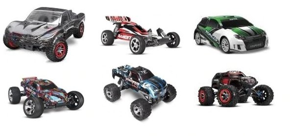 7 Traxxas Remote Control Cars You Should Consider Buying This Summer